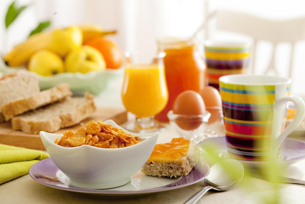 Verbotenes Essen Soft Diet Frühstück